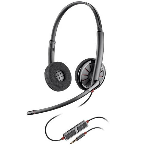 Corded 3.5mm Headsets