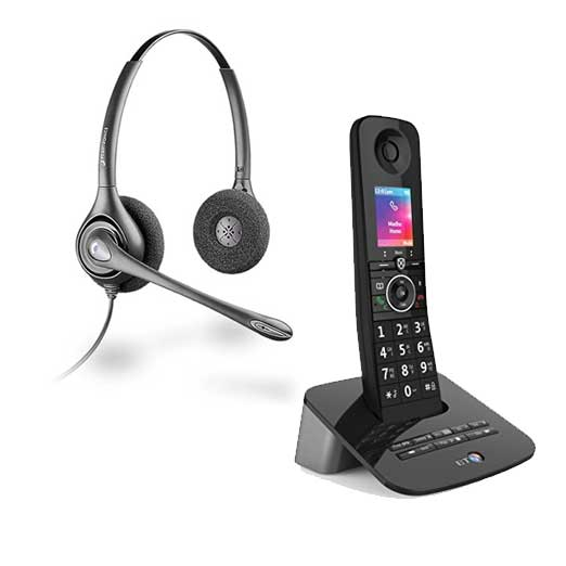 Headsets for BT Cordless Phones