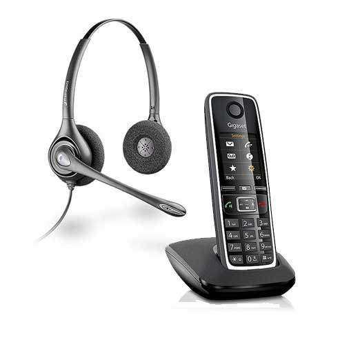 Headsets for Siemens Cordless Phones