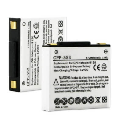 Battery for  the Jabra GN9120 Series