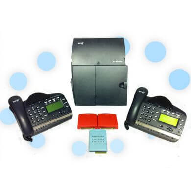 BT Versatility ISDN Phone System with 2 x V8 Handsets