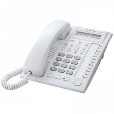 Panasonic KX-T7730 Telephone in White