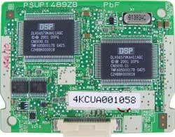 Panasonic KX-TE82492NE - 2 Channel VM card (60 mins)