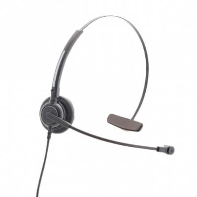 Agent 100 Mono Headset Noise Cancelling