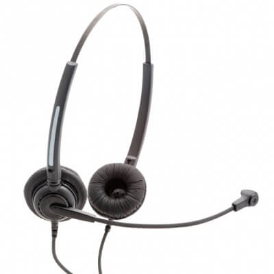 Agent 200 Duo Headset Noise Cancelling