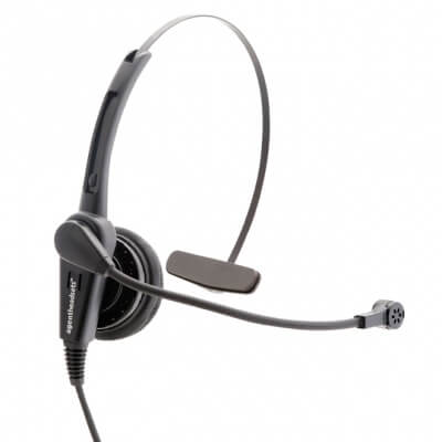 Agent 300 Mono Headset Noise Cancelling