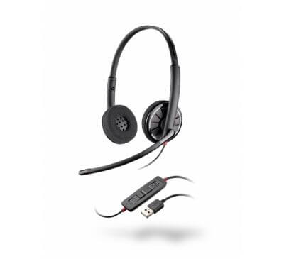 Plantronics Blackwire C320 USB Call Centre Headset