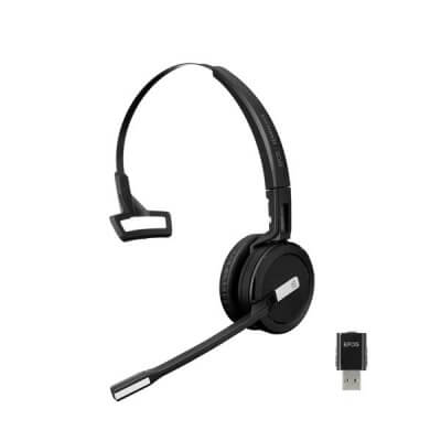 EPOS | Sennheiser SDW 5011 3in1 DECT Wireless PC Headset