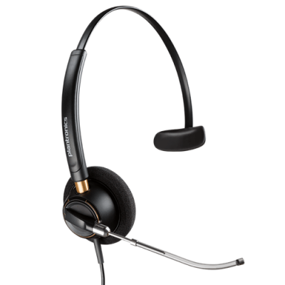 Polycom Soundpoint IP 450 Plantronics HW510 Headset