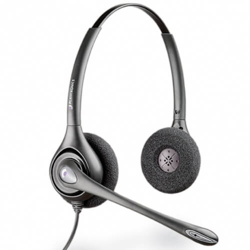 Polycom Soundpoint IP 450 Plantronics H261N Headset