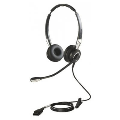 Jabra BIZ 2400 II Duo Corded Headset