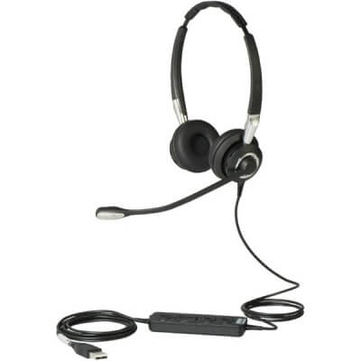 Jabra BIZ 2400 II USB Duo CC PC Headset