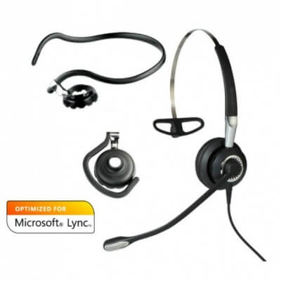 Jabra BIZ 2400 II USB Mono CC MS PC Headset