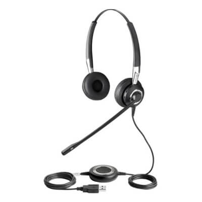 Jabra Biz 2400 Duo NC USB Headset