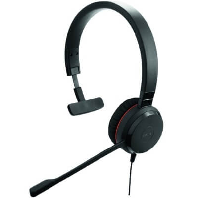 Jabra Evolve 30 II UC Mono PC Headset