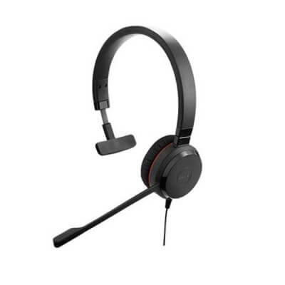Jabra Evolve 20 SE Mono MS USB Headset