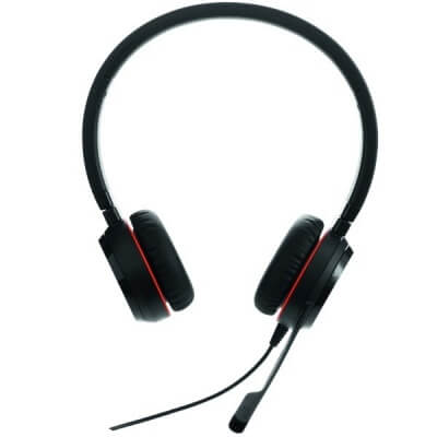 Jabra Evolve 30 II MS Stereo USB + 3.5mm Headset