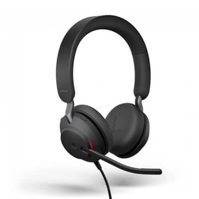 Jabra Evolve2 40 USB Microsoft Teams Stereo Headset