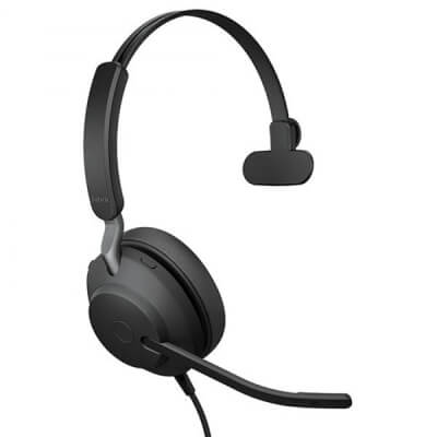 Jabra Evolve2 40 USB MS Mono Headset