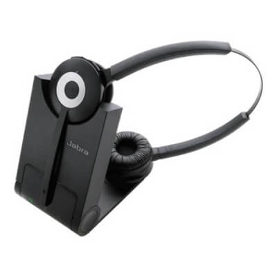 Jabra Pro 930 MS Duo Stereo PC Wireless Headset