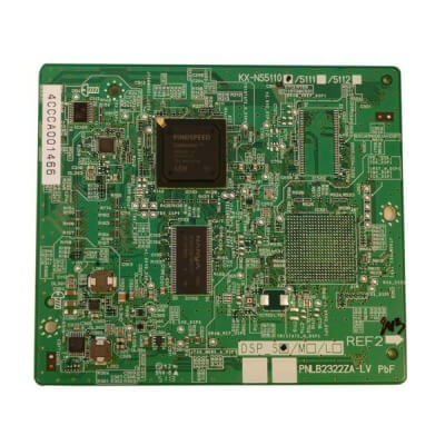 Panasonic NS700 DSP-S Card with 63 channels