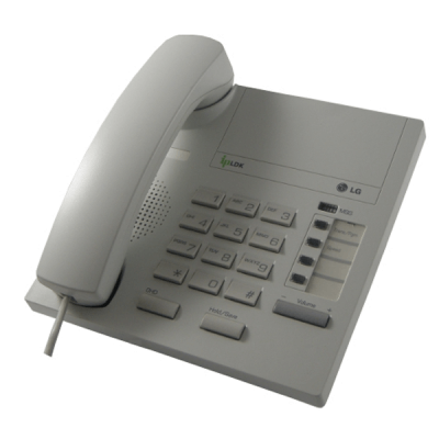 LG LDP-7004 Telephone in White without Display