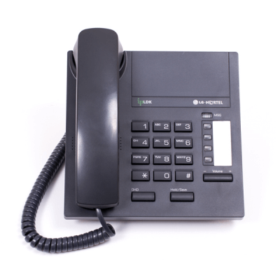 LG LDP-7004 Telephone in Black without Display