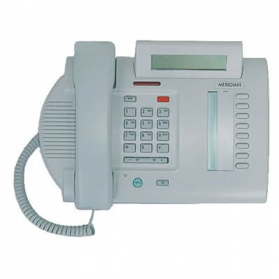 Meridian Norstar M3310 Telephone in Dolphin Grey