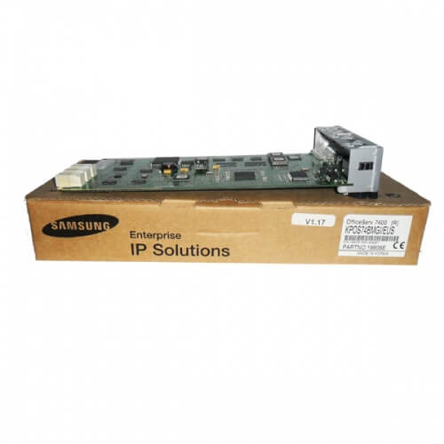 Samsung Officeserv 7000 - MGI 64 module , 64 channel VOIP