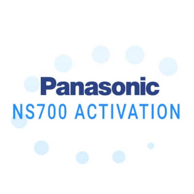 Panasonic NS700 SIP Trunk License - 02 channels