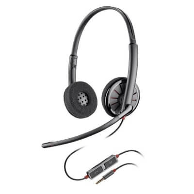 Plantronics Blackwire C225 Duo Headset