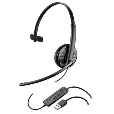 Plantronics Blackwire C315 Skype for Business Headset USB