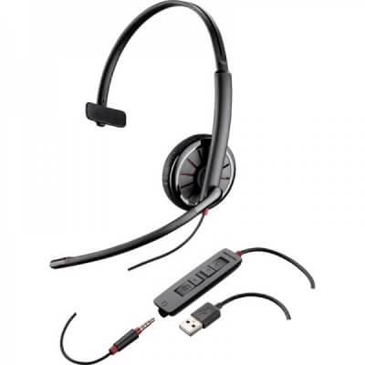Plantronics Blackwire C315 Monaural Headset