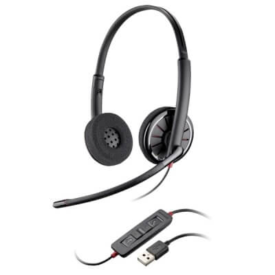 Plantronics Blackwire C320 Skype for Business Headset USB