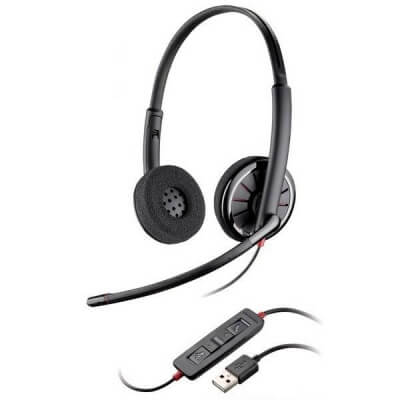 Plantronics Blackwire C320M Corded USB Headset