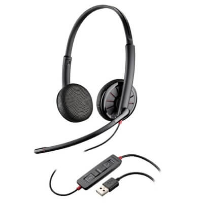 Plantronics Blackwire C325 Skype for Business Headset USB