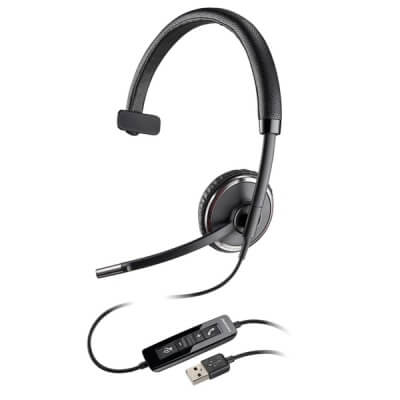 Plantronics Blackwire C510 Skype for Business Headset USB-A