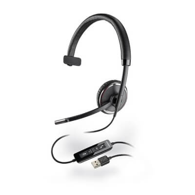 Plantronics Blackwire C510M Monaural USB Headset