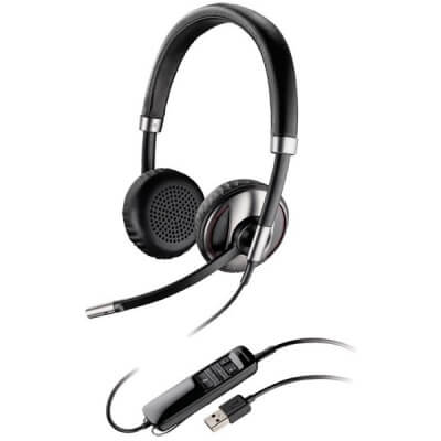 Plantronics Blackwire C720 Skype for Business Headset USB