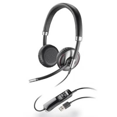 Plantronics Blackwire C720m Pc Headset Plantronics 87506 11 Headset Store