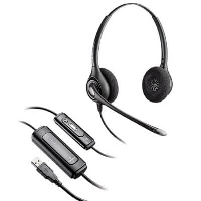 Plantronics D261N USB SupraPlus Digital Duo