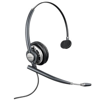 Plantronics EncorePro HW291N Corded Headset