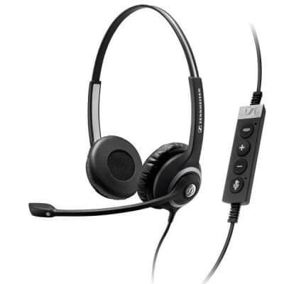 Sennheiser Circle SC 260 USB MS II Corded Headset