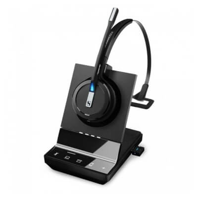 Sennheiser SDW 5016 3in1 DECT Wireless Headset - PC, Deskphone & Mobile