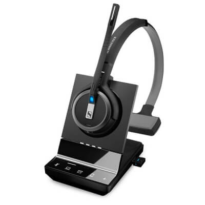 Sennheiser SDW 5036 Monaural DECT Wireless Headset - PC, Deskphone & Mobile