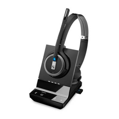 Sennheiser SDW 5064 Binaural DECT Wireless Headset - PC & Mobile