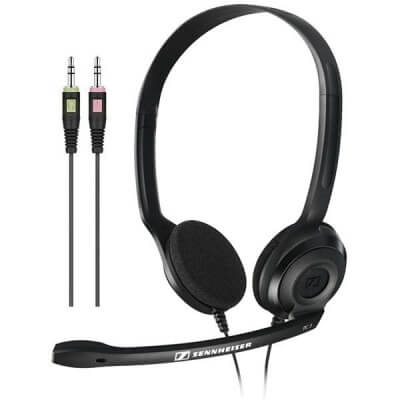 Sennheiser PC 3 CHAT 3.5mm PC Computer Headset
