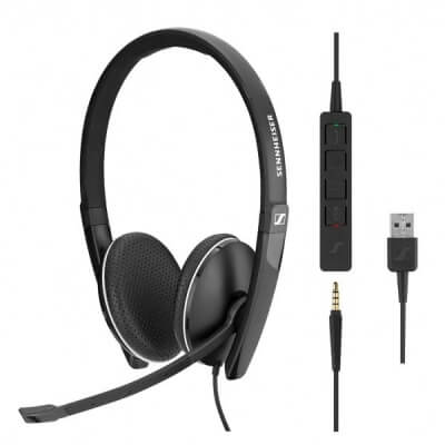 Sennheiser SC 165 Duo USB Headset