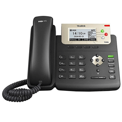 Yealink T23G Professional IP Phone with PoE