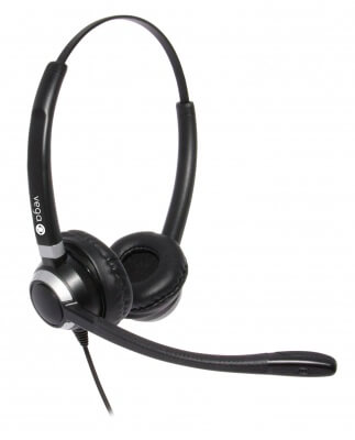 Vega Switch Binaural Premium Office Headset